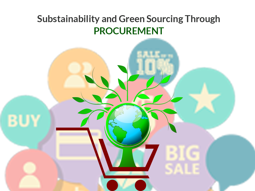 green purchasing thesis In this thesis, we study the overall impact of adoption of various green practices   management, green design and product development, green purchasing and.