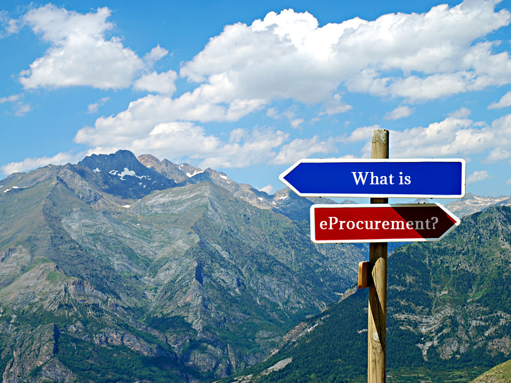 What is eProcurement?