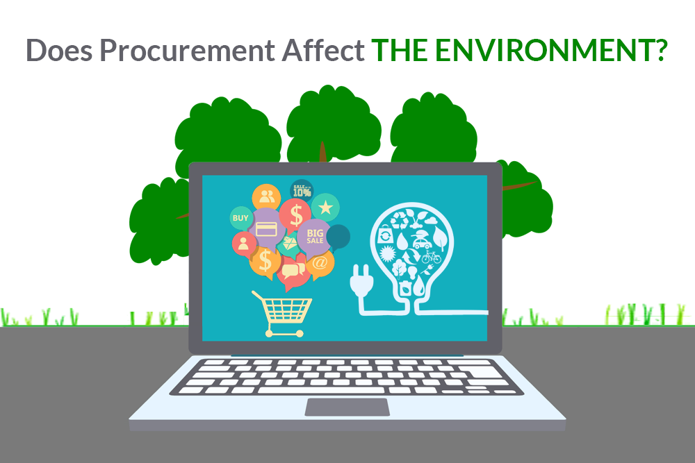 Does Procurement Affect the Environment?