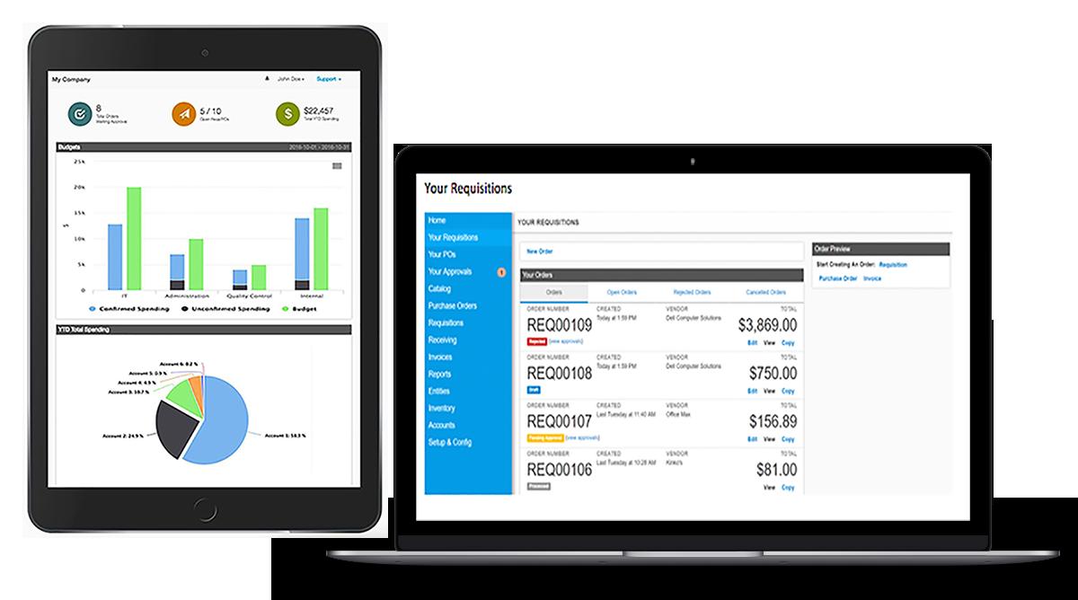 Purchase Order Management Software